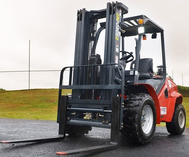 Presenting The Types Of Forklifts Available