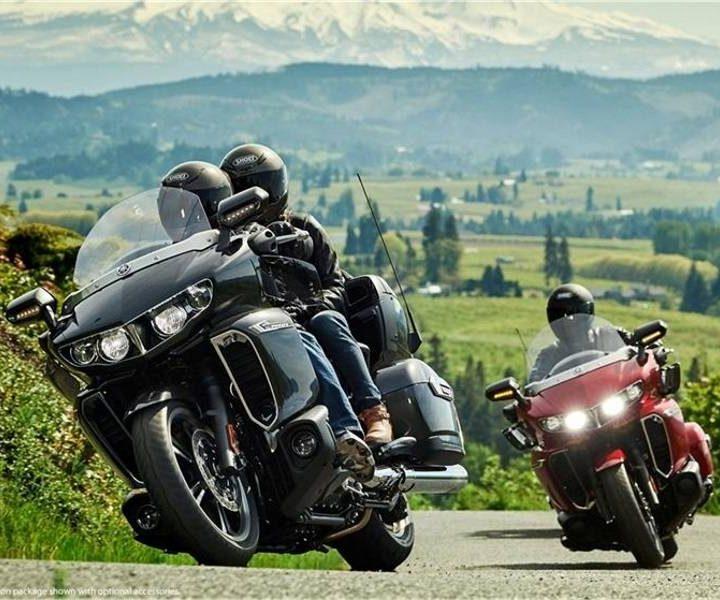 Update The help of Motorcycle Rides While Using Motorcycle Loudspeakers!