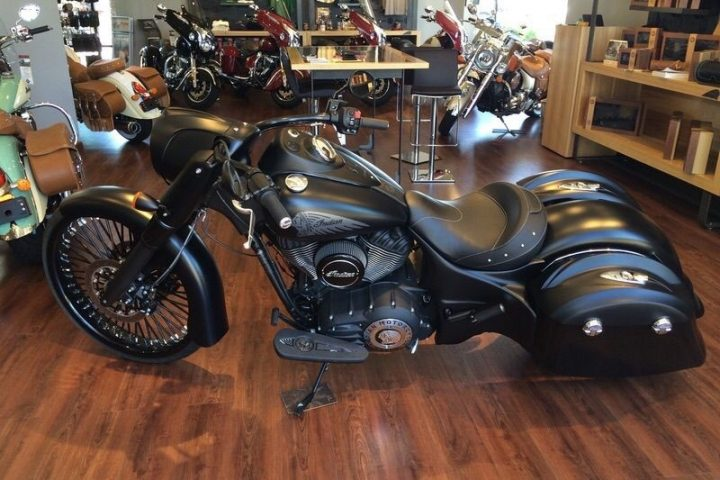 Hold The Original Indian Motorcycle Spares Parts Online