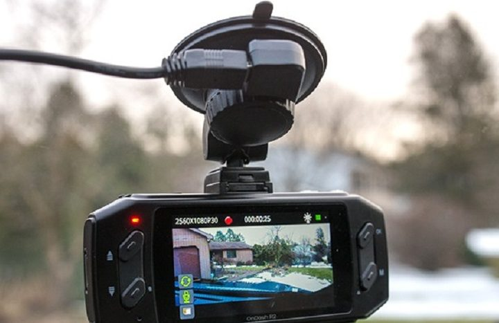 Feature-Rich Lockable Dashcam