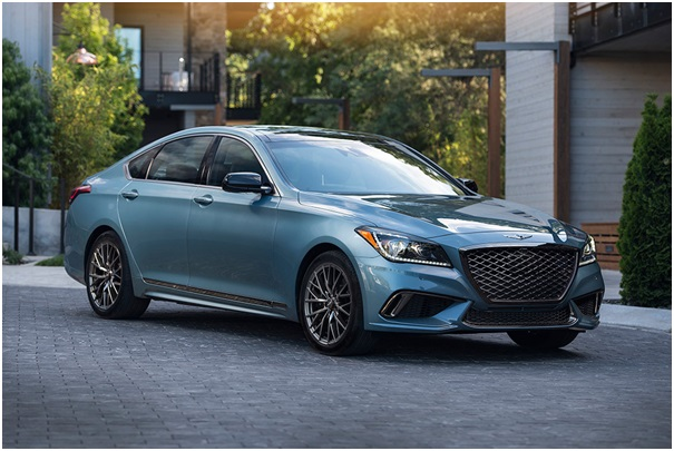 Why 2019 Genesis G80 is Selected as Top Safety Pick by IIHS?
