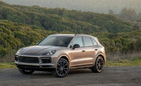 2019 Cayenne: The Exquisite Sports Car from Porsche