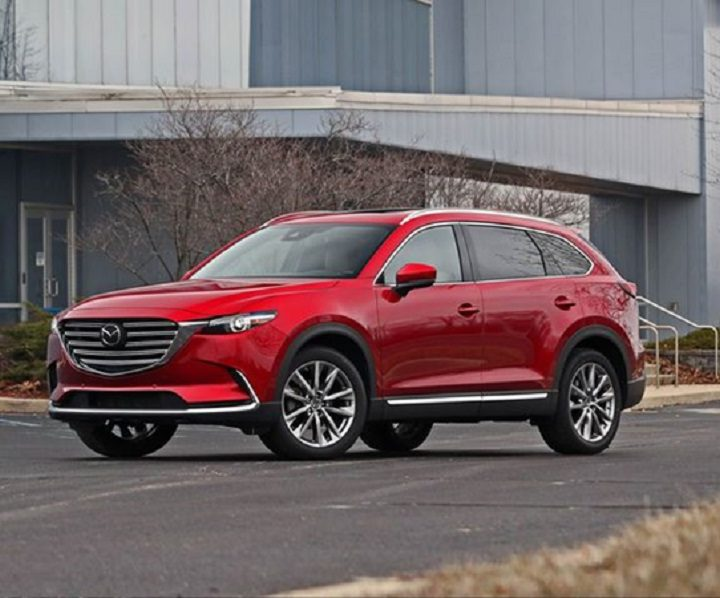 A Brief Note on the 2019 Mazda CX-9