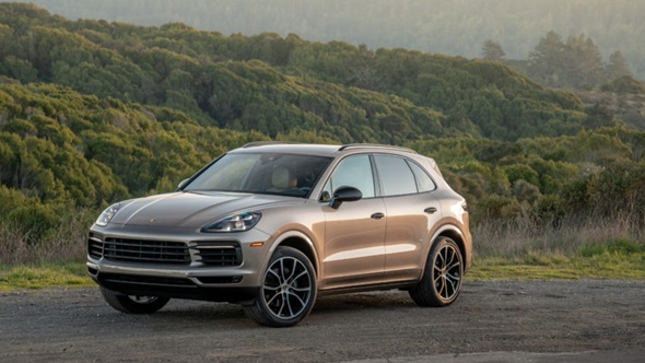 How Good is the 2019 Porsche Cayenne in Off Roading?