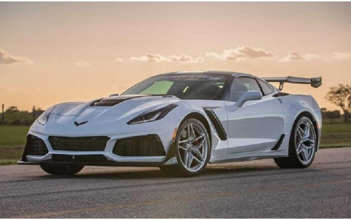 2019 Corvette: The Best Sports Car from Chevrolet
