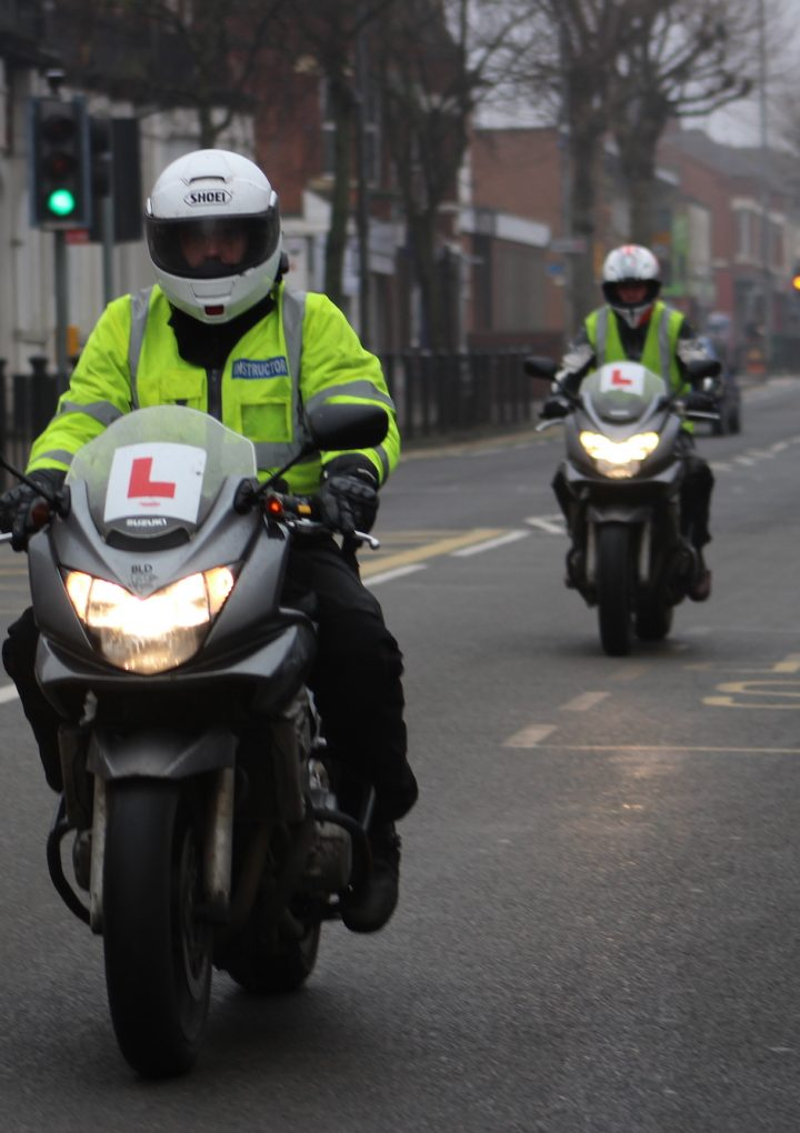 Good Reasons To Take Motorcycle Training London