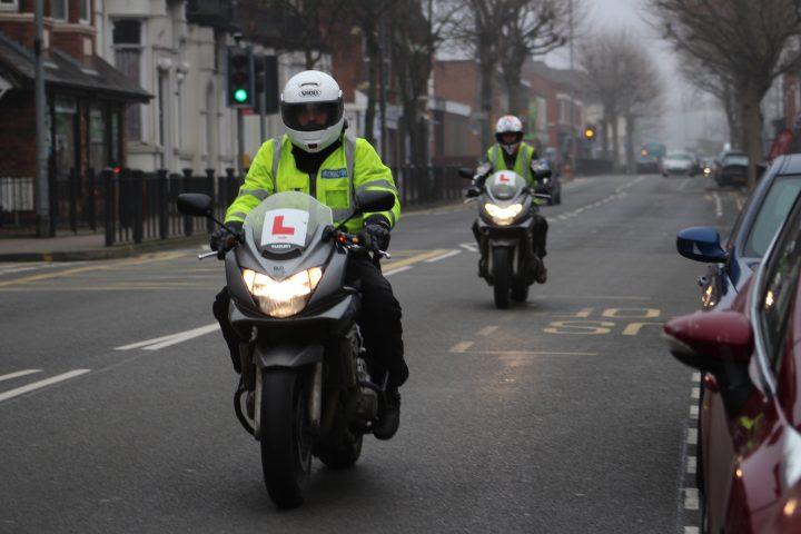 Good Reasons To Take Motorcycle Training London