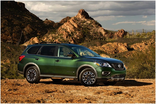 Exploring the Unknown with the 2020 Nissan Pathfinder