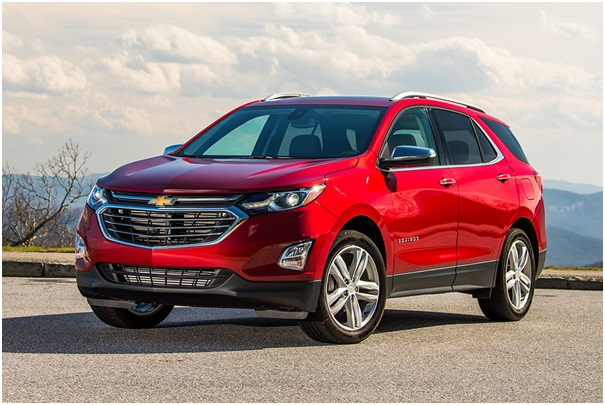How Chevrolet Upgrades the 2020 Equinox with New Standard Features