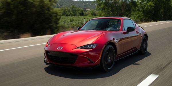 Performance Orientation of the 2020 Mazda MX-5