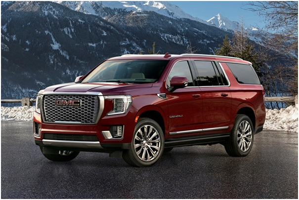 2020 GMC Yukon: Trims and Features