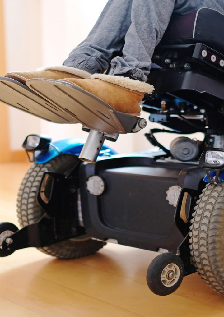 What Should You Take Into Account When Choosing Your Electric Wheelchair?