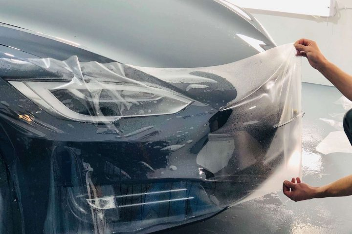Why Get Your Cars Paint Protection Films?